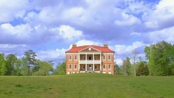 Drayton Hall, historic plantation from 1738, Charleston, South Carolina