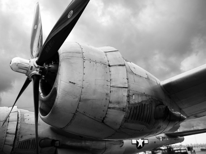 Engine One, Fifi, B-29A of the Commemorative Air Force