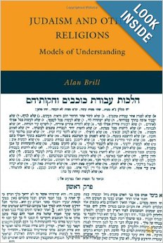 Judaism and Other Religions: Models of Understanding