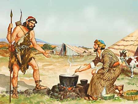 Does Esau Always Hate Jacob?