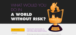 What would you do in a world without risk- - NetApp 2014-07-21 18-06-05