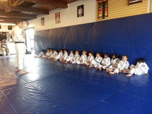 Young Champions Class at Caique Jiu-Jitsu. Always 3 to 4 Instructors per Class