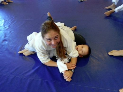 Caique Jiu Jitsu Academy Parents and Kids Class