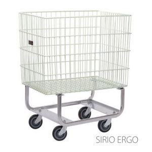 Chariot pour la récolte du linge Caddie SIRIO ERGO