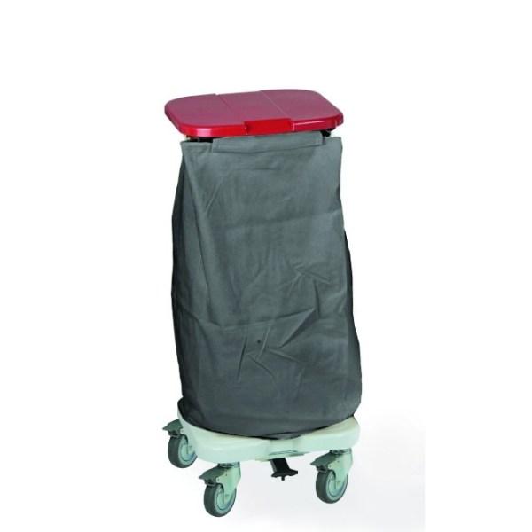 Chariot pour le transport du linge Caddie TRISAC-ALU