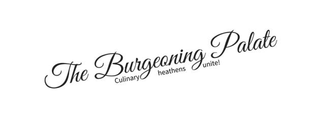 Burgeoning palate logo