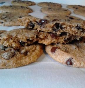 BP chocolate chip cookies