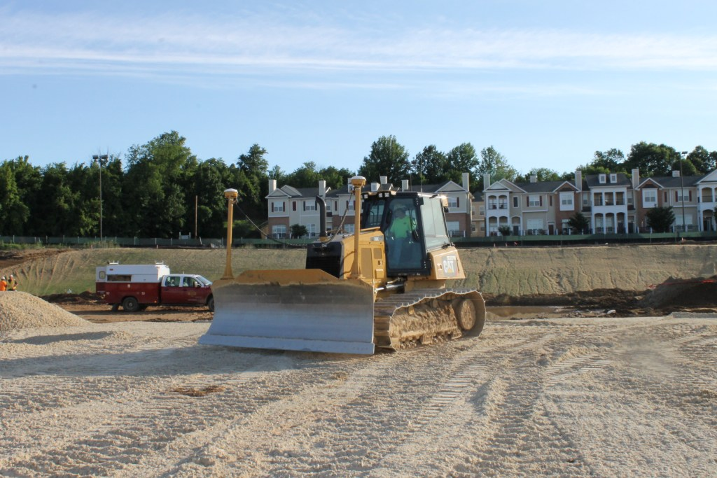 Picture of Progress at Mill Station