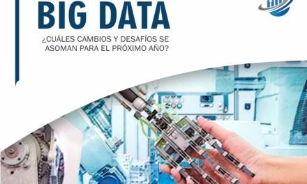 Big data: ¿cuáles cambios y desafíos se asoman para el próximo año?