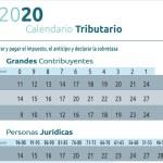 Descarga Calendario para IVA y retención en la fuente