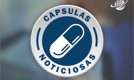 Cápsulas Noticiosas 22-08-2020