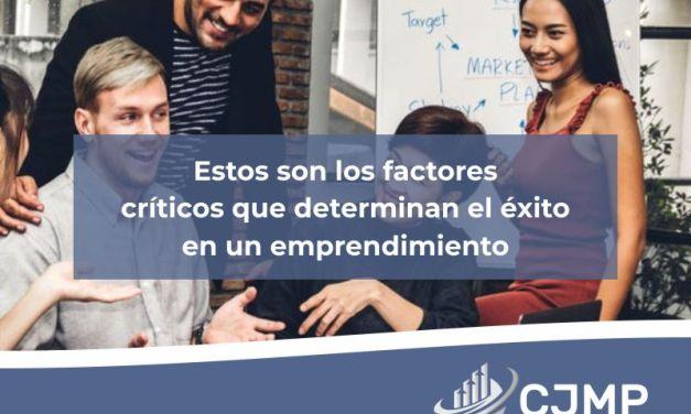 Estos son los factores críticos que determinan el éxito en un emprendimiento