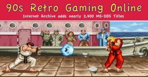 90s Video Games Online