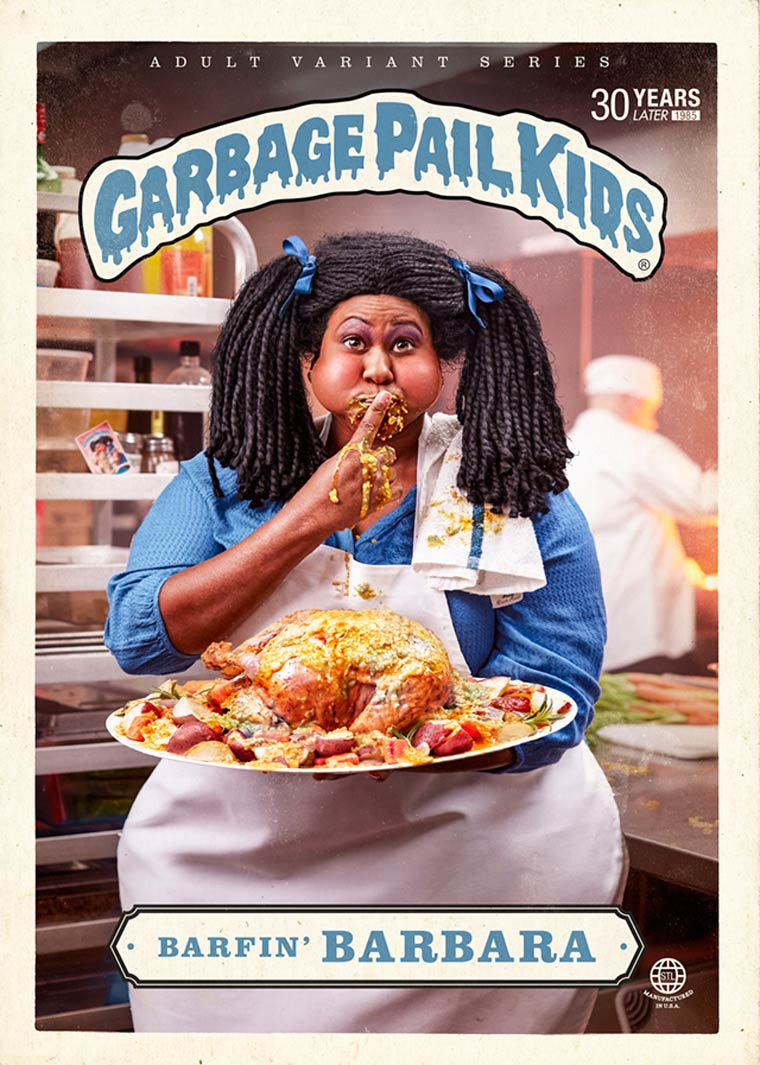 Garbage Pail Kids 3