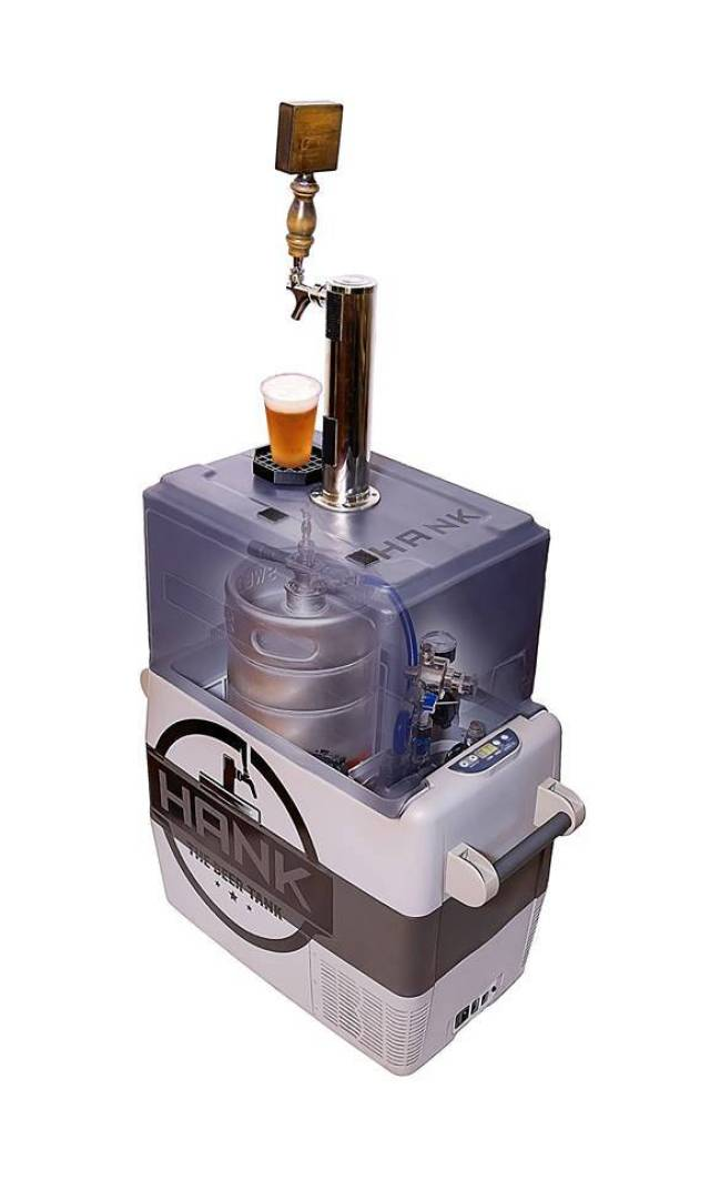 Hank the Beer Tank 3