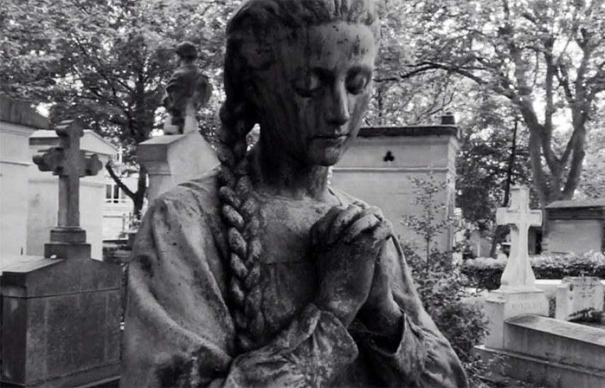 Père-Lachaise Cemetery 1