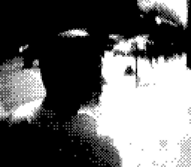 Game Boy Camera Man