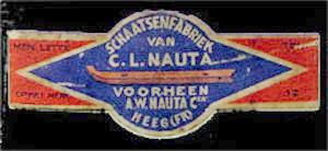 schaats C.L Nauta