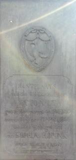 Grafsteen Botto Nauta Gronau