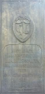 Grafsteen Ruardus Nauta Gronau