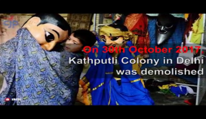 Kathputli Colony