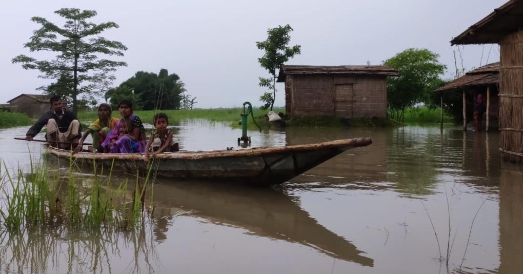 Assam Flood feature image