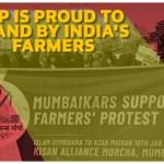 Mumbai With Farmers