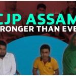 CJP Wednesdays Assam Update