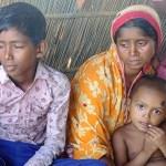 Dhalpur Firing Deceased's Families