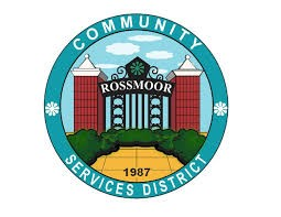 Rossmoor Community Services District seal