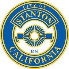 Stanton city seal