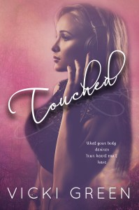 TOUCHED front cover