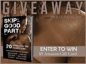 Skip to the Good Part Giveaway Graphic