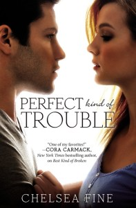 Fine_Perfect Kind of Trouble_TP