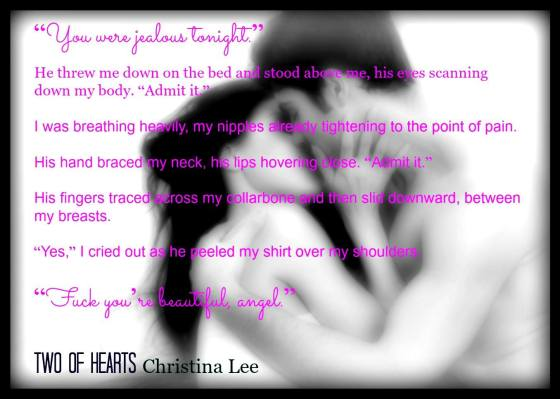 two of hearts teaser