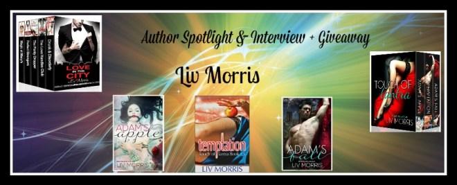 Morris Author Spotlight