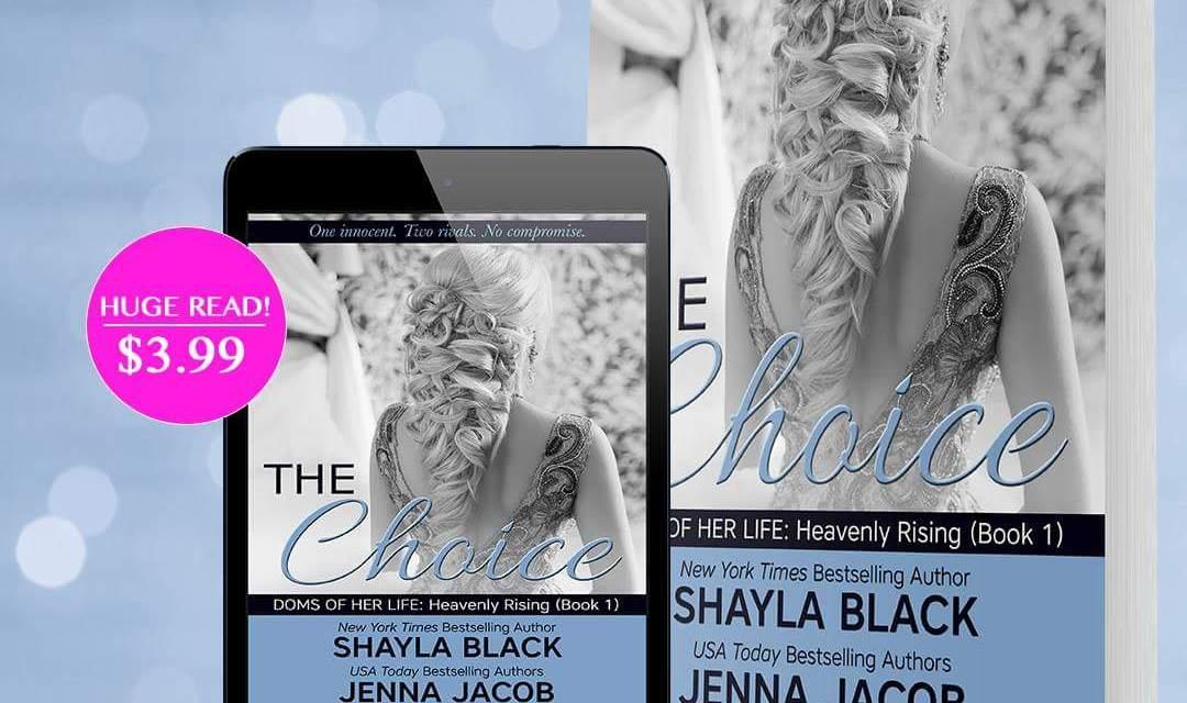 Happy Release Day Shayla Black/Shelley Bradley, Jenna Jacob & Isabella LaPearl!