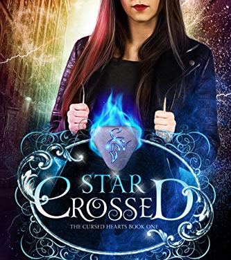 5 Star Review 🌺 Star-Crossed (Cursed Hearts #1) by Meg Anne and Jessica Wayne