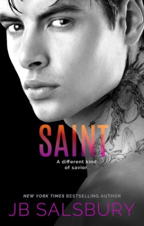 New Release + 5 Star ARC Review ❤︎  Saint (Mercy Book 2) by JB Salsbury
