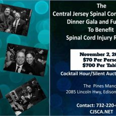 Central Jersey Spinal Cord Injury Association Dinner
