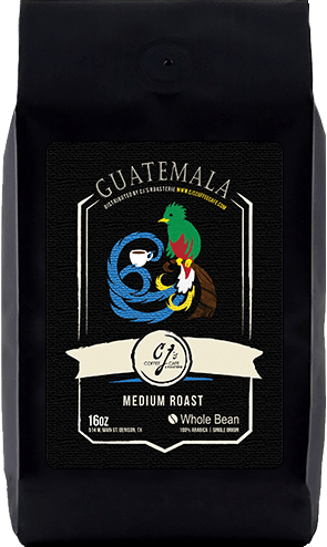 CJs Coffee Cafe - Guatemala