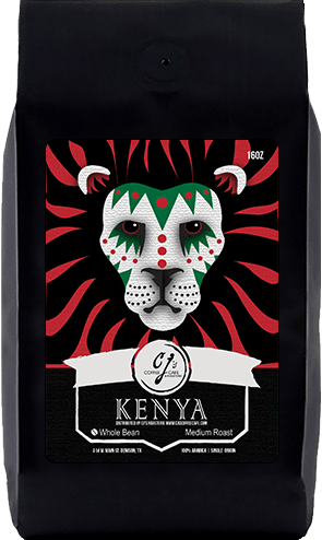 CJs Coffee Cafe - Kenya