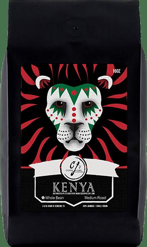 CJs Coffee Cafe - Kenya
