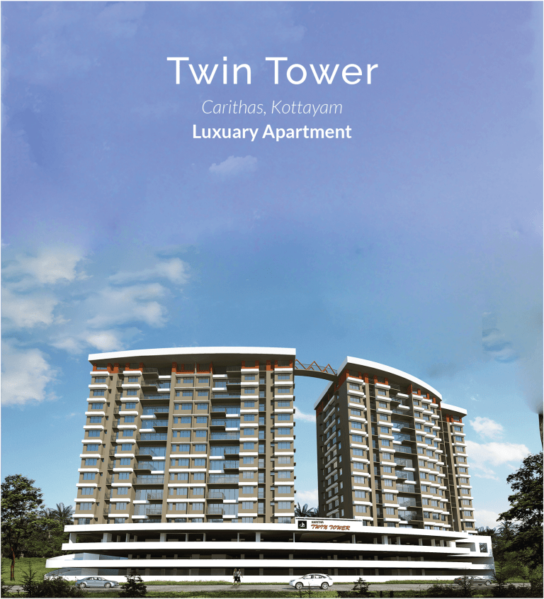 Home Developers In Kottayam-Twin Tower