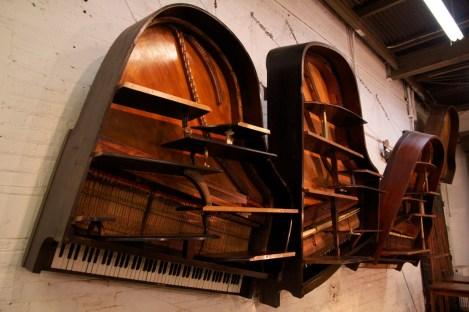 Shelf Piano