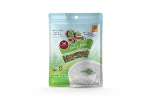 organic dill dip mix, CJ's Organic Dill Dip Mix, Certified Gluten-Free, Kosher, Organic, Delicious, sofi award winner, Specialty Food Association, new packaging, clean label ingredients, craft blended