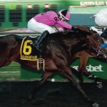 Juan Hernandez Picks Up Third Stakes Race Victory in the $75,000 Gold Rush