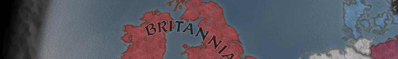 How to create Britannia CK3