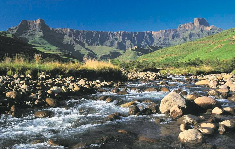 Jealousy is the only appropriate option.  NCSA Men's Trip to the Drakensberg Mountains, departing in 5 hours!
