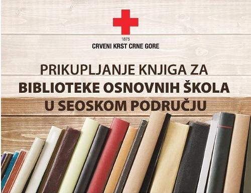 Crveni krst na Sajmu knjiga i obrazovanja